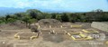 メキシコ中部プエブラ州の遺跡で発見された豊穣の神シペ・トテックを祭った神殿跡。INAH提供(2018年10月12日撮影)。(c)AFP PHOTO / INAH / MELITON TAPIA