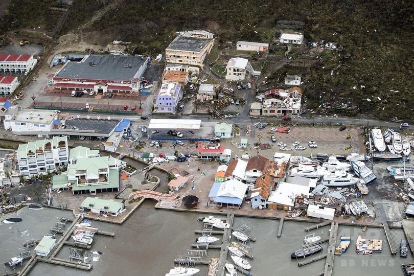 ハリケーン「イルマ」、260万人...