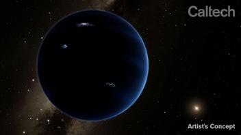 動画:太陽系に「第9惑星」存在か 米チーム発表