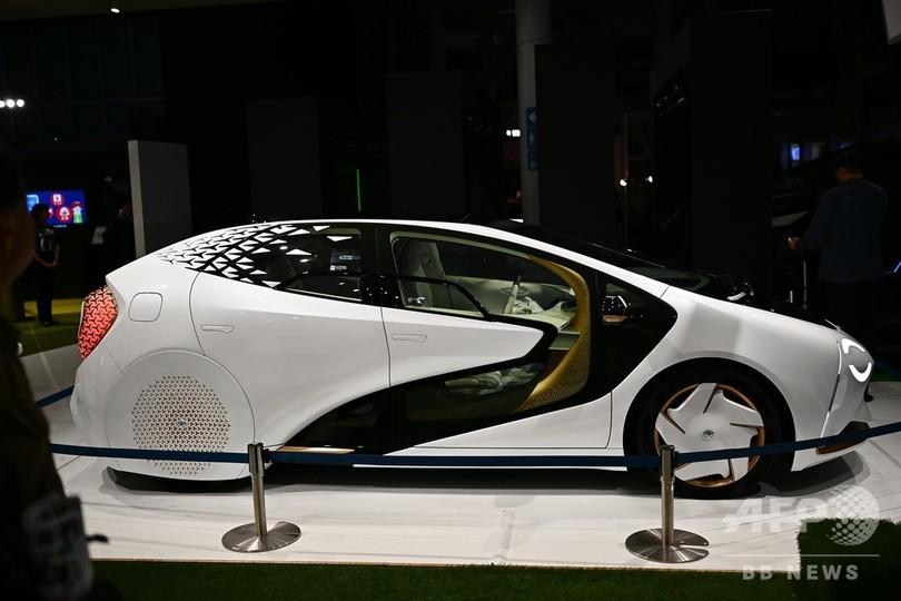 写真特集】自動車の祭典、東京モーターショー2019 写真29枚 国際
