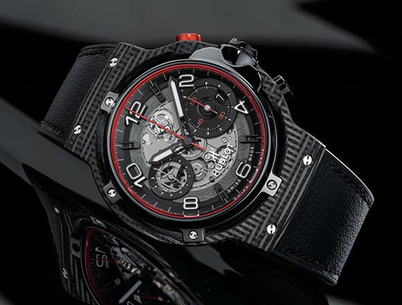 quality design 1ed0b a0d9a ウブロにフェラーリ・モデルのためだけの新デザインが登場 ...