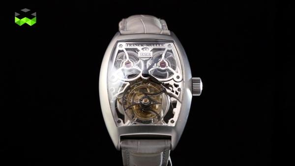 wholesale dealer e7e14 43885 美しいフォルムと巨大トゥールビヨンに見惚れる「ギガ トゥール ...