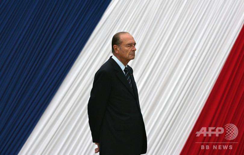 30年超のキャリア誇る仏政治家、ジャック・シラク元大統領 写真28枚 ...